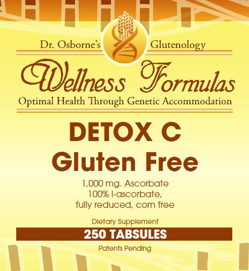 dr osborne gluten free diet