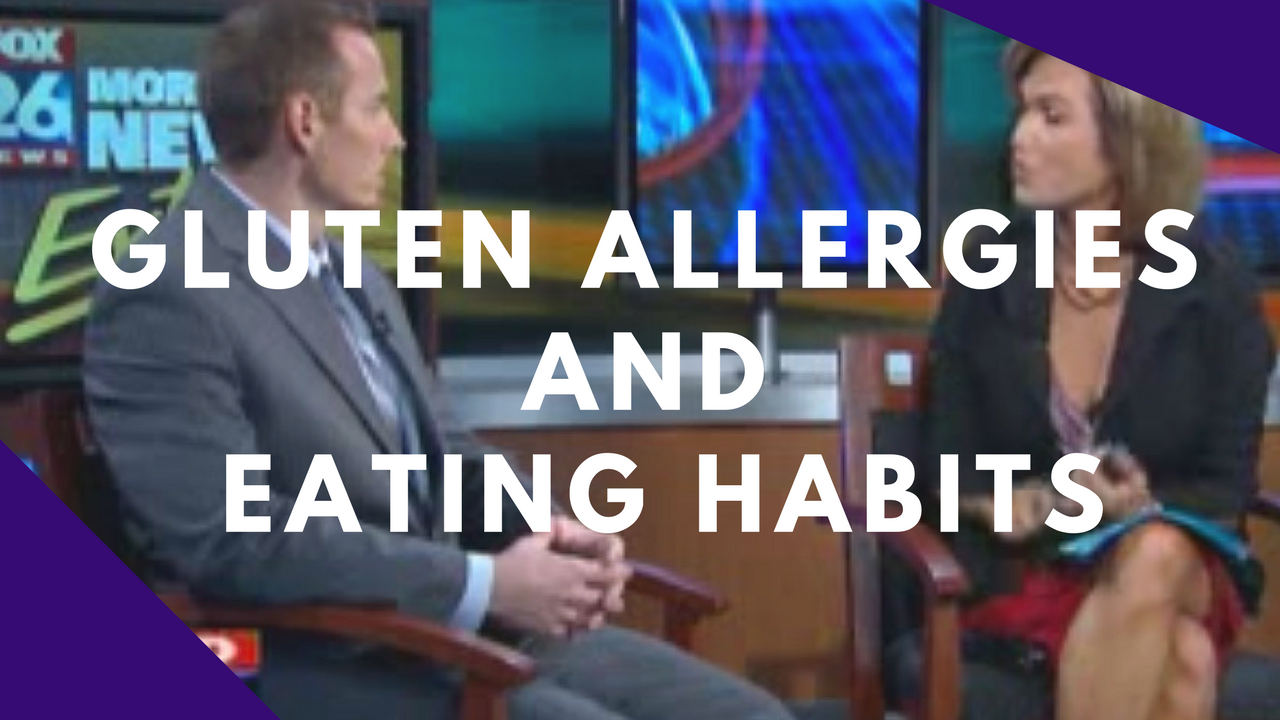 Gluten Allergies Force Changed Eating Habits