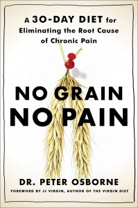 No Grain, No Pain book cover